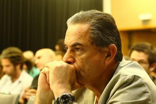 Gideon Levy (photo: Yossi Gurvitz)