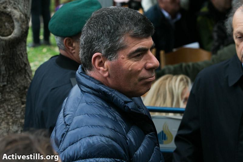 Former IDF Chief of Staff Gabi Ashkenazi (photo: Yotam Ronen / Activestills.org)