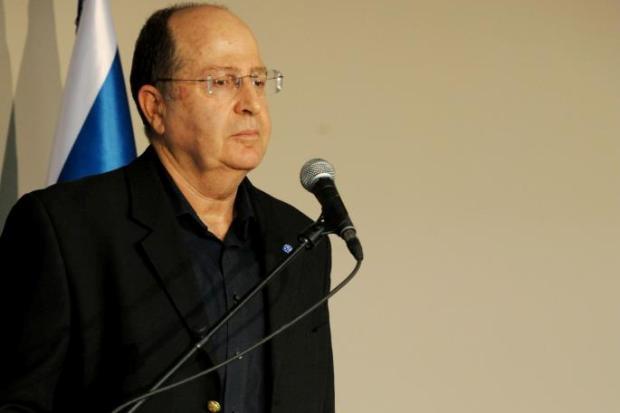 "Moshe ""Boogie"" Ya'alon (photo: Moshe Milner / Government Press Office)"