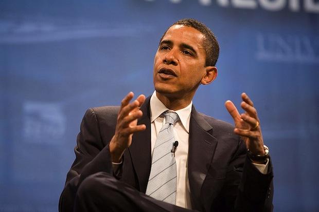 U.S. President Barack Obama (Center for American Progress/CC)