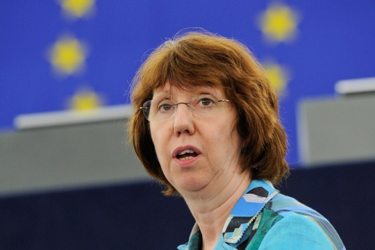 EU High Representative Catherine Ashton (European Union / CC BY-NC-ND 2.0)