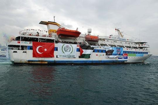 Mavi Marmara. (Free Gaza movement/CC BY-SA 2.0)