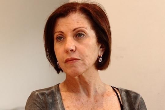Meretz leader Zehava Galon (photo: Yossi Gurvitz)