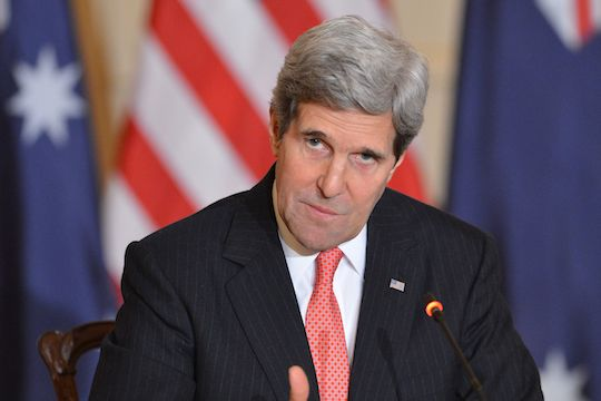 U.S. Secretary of State John Kerry (Photo: State Dept.)