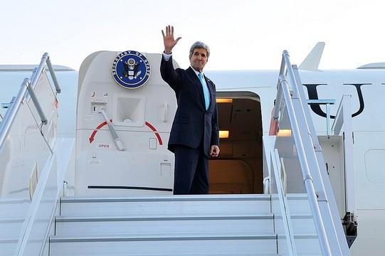 U.S. Secretary of State John Kerry (State Dept. photo)