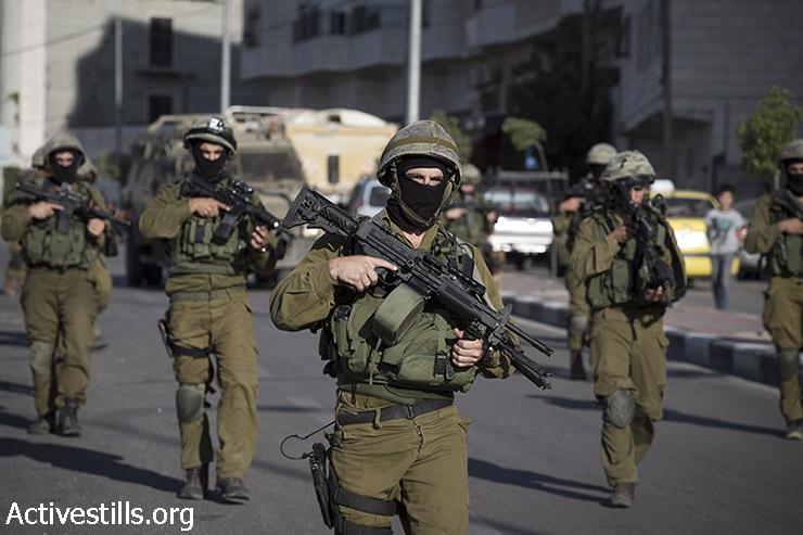 Hebron, West Bank, 17.6.2014