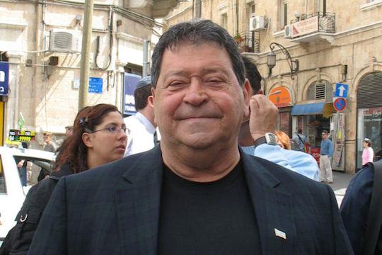 Benjamin Ben Eliezer. Photo: Yossi Gurvitz, Flickr (CC BY-NC-ND 2.0)