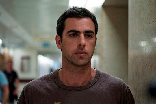 Yiftach Klein as Yaron in the Israeli film Policeman (© 2014 Corinth Films)