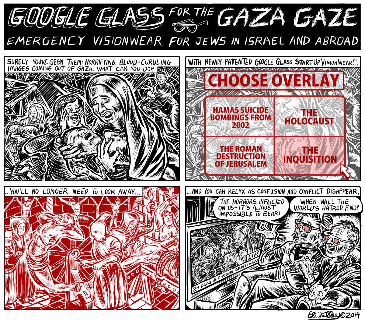Eli.Valley.Gaza.Google.Glass