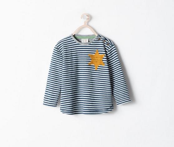 "ZARA ""Sherrif"" shirt screenshot, 0922 24AUG2014"