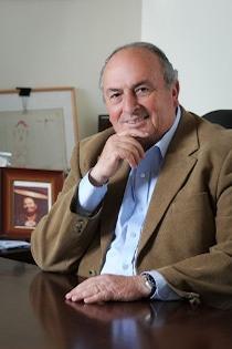 Eli Alaluf, head of the Alaluf Committee. (photo: Israel Prize website)
