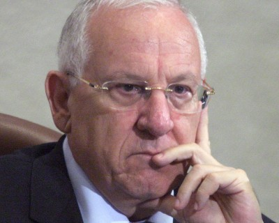 Knesset speaker goes One State?