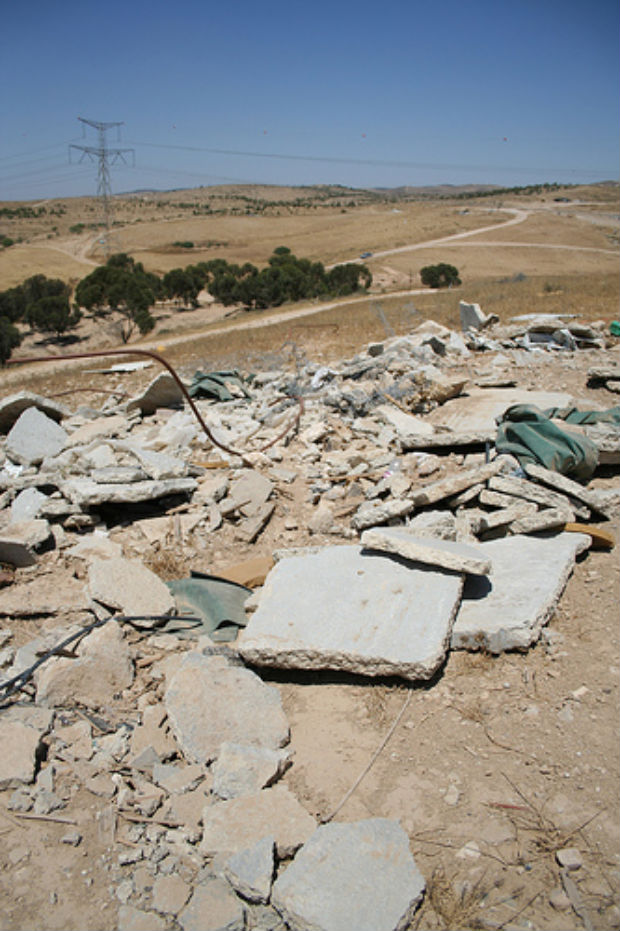 El-Arakiv: Where Israel Chose Trees Over People