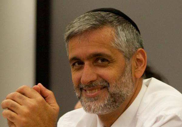 Minister of Interior Eli Yishai. (photo: Wikipedia)