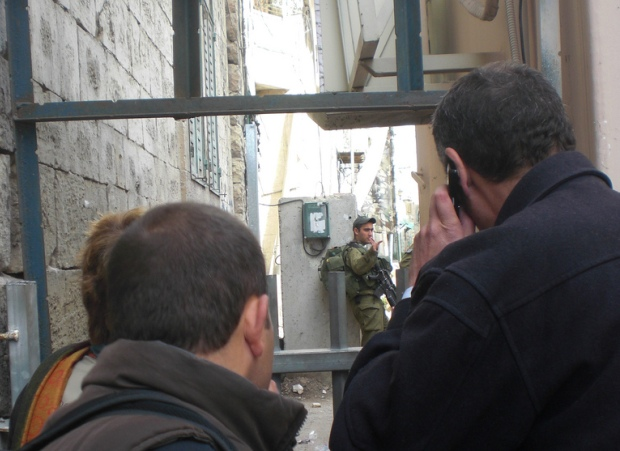 The occupation testimonies, part III: inside the checkpoint