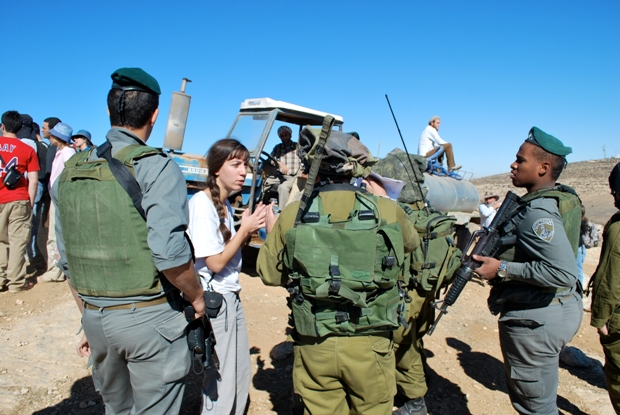 Update from South Hebron Hills: The IDF on cruise control
