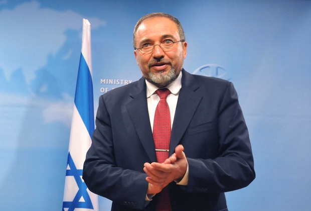 Israel's Foreign Minister and chairman of Yisrael Beitenu, Avigdor Lieberman (photo: Israel IMFA / flickr)
