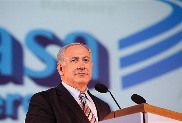 Prime Minister Binyamin Netanyahu (photo: Masa Israel Journey / flickr)