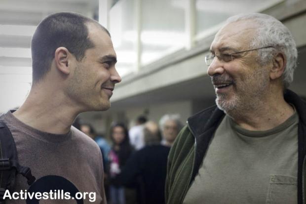 Israeli activist to judge: