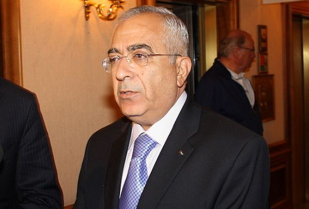 Palestinian Authority Prime Minister Salam Fayyad (photo: Alejandro Decap / wikimedia)