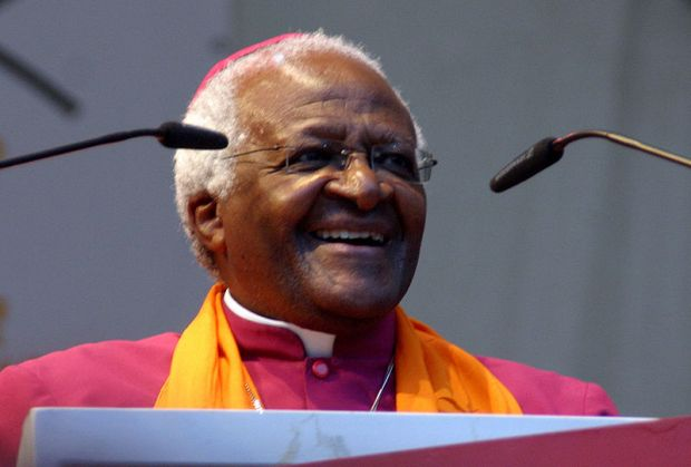 Archbishop Desmond Tutu attacked for his support of the Palestinians