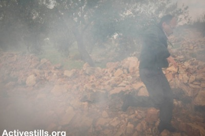 Evidence discredits army's version of Bil'in woman's death