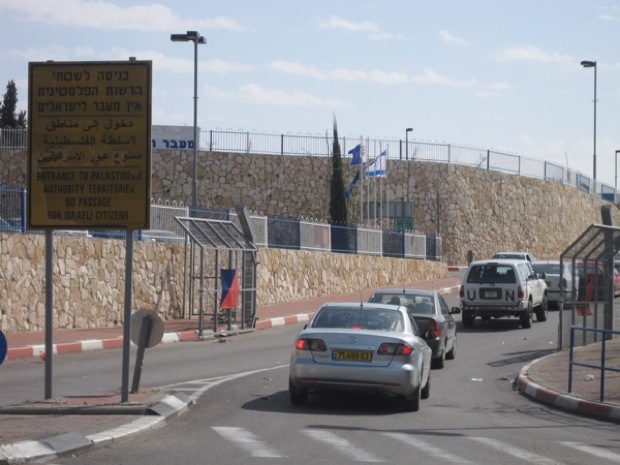 Gates of Jerusalem: A journey through 13 checkpoints