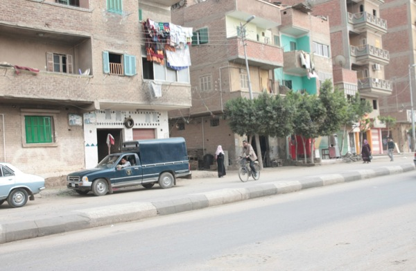 Egypt: Revolution's benefits passed over factory workers