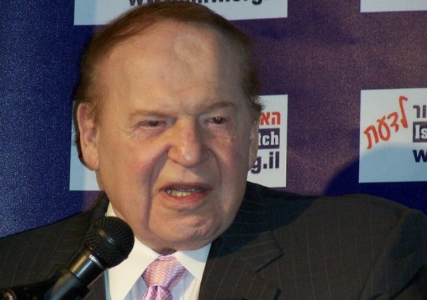 Adelson: Obama's moves liable to bring the destruction of Israel