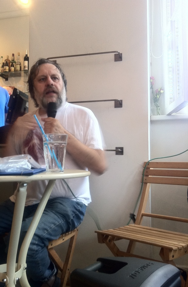 "Slovenian philosopher: ""Antisemitism is alive and kicking in Europe"""