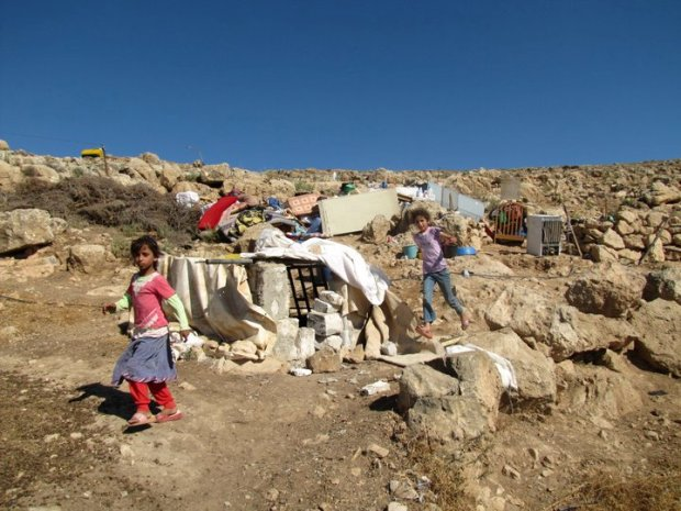 In South Hebron Hills, Palestinians always fear the next demolition