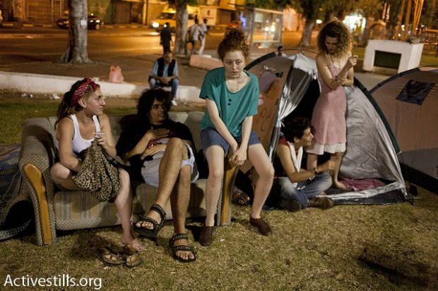Circle of absurdity: Hard-working Israelis can barely make ends meet