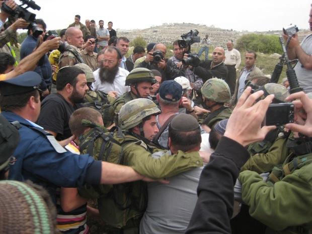 Jewish supremacists visit social justice protests