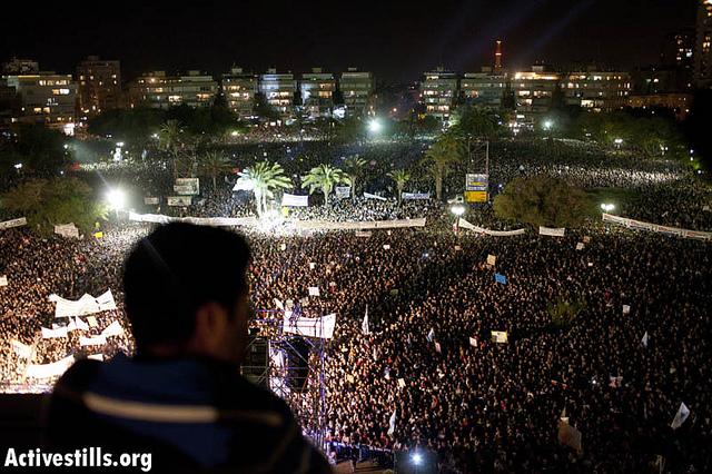 Will they reach the masses of last year? Kikar Hamedina – March of Million – 3.9.11