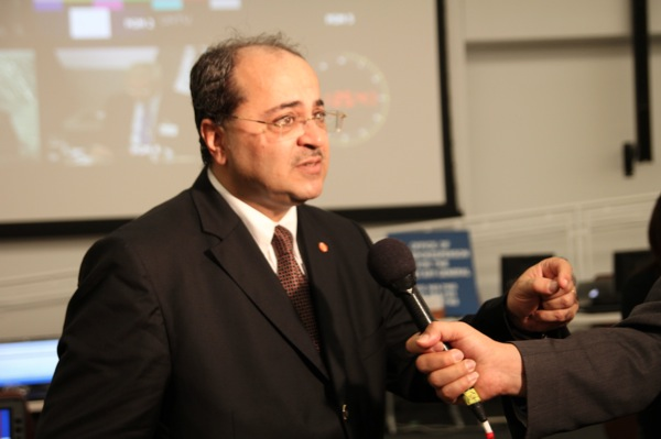MK Ahmed Tibi at the UN: I have read President Abbas's speech