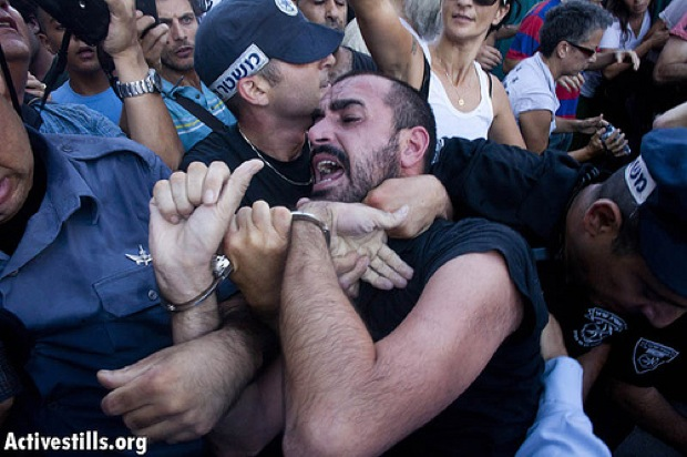 J14 clashes show growing trend of civil disobedience