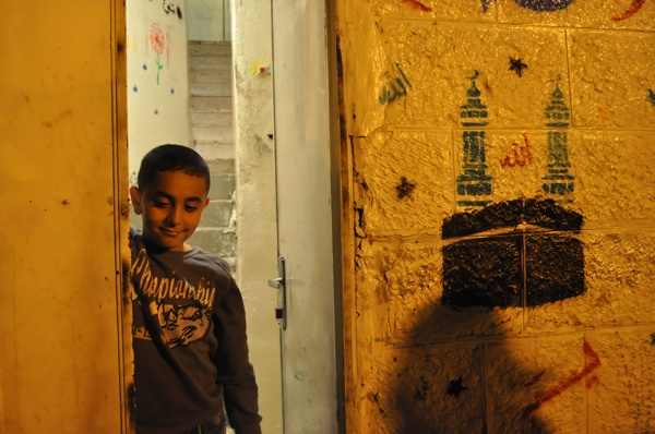 Art and Culture goes Underground in East Jerusalem