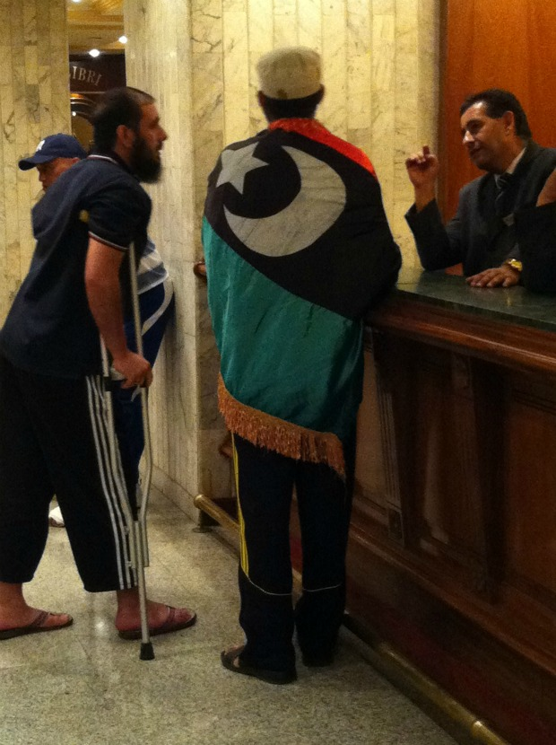 Libyans Recuperating in Tunisia Eager to Get Home