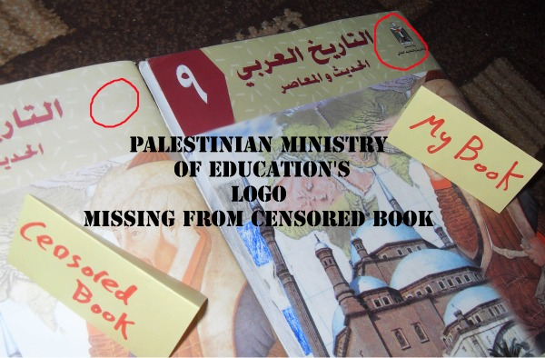 Israel censors Palestinian textbooks in East Jerusalem