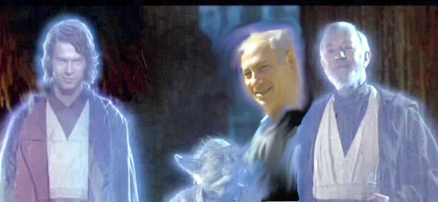 Hoping Bibi's Schalit photo-op could be a Dukakis moment