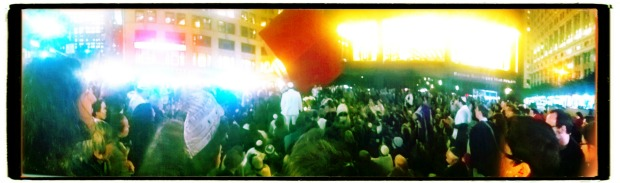 A different and momentous Yom Kippur in downtown NY