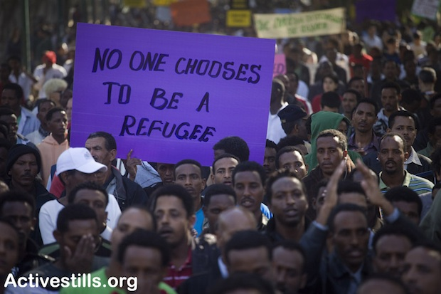Proposed law would indefinitely jail refugees seeking protection