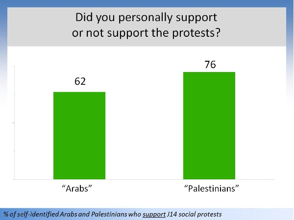 SURVEY: Palestinian citizens demand social justice