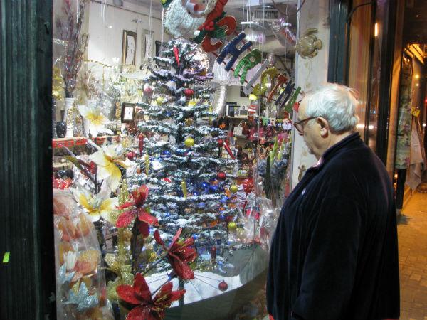 A Christmas journey part 11: Granpa Frost & Snowflake