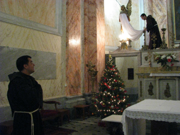 A Christmas journey part 12: Own personal Jesus