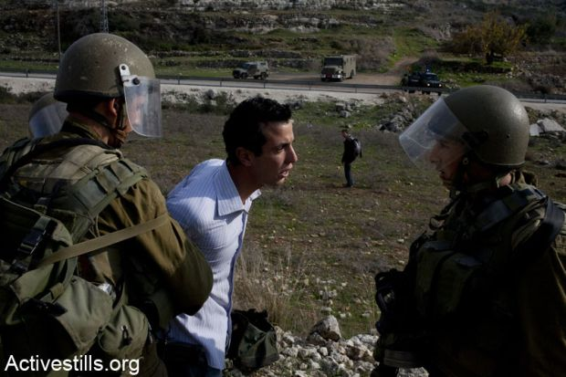 Palestinian right to fight occupation not only moral, but legal as well