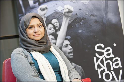 +972 Person of the Year: Woman activist of the Arab world