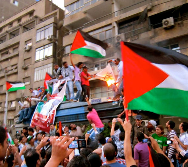 To argue that Israel's actions have nothing to with anti-Semitism is to argue in bad faith. (Photo: Gigi Ibrahim, CC BY 2.0)