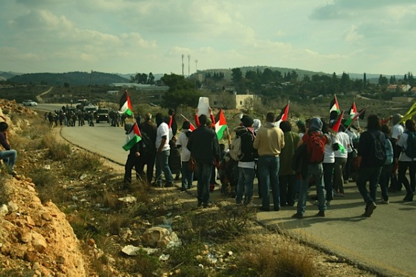 Israeli refusing restraining order from Nabi Saleh released