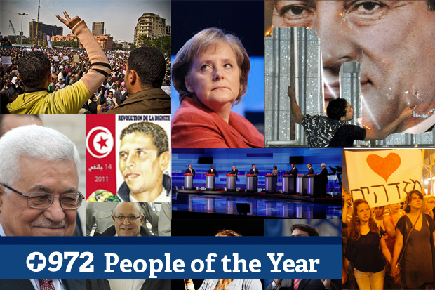 +972 People of the Year: Bloggers' picks